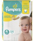 Pampers Premium Protection 4     7 -15 kg kg
