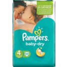 Pampers Baby Dry 4   8-18  kg