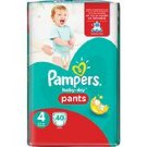 Pampers pants nr 4   8-15 kg