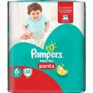Pampers  pants nr 6  16 kg +
