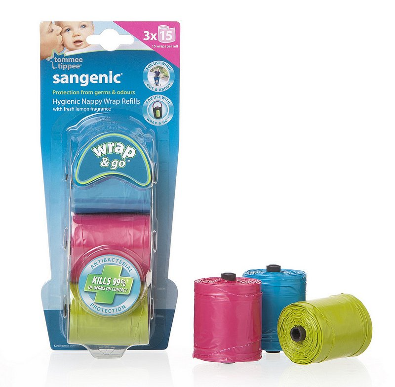 tommee tippee sangenic refill instructions